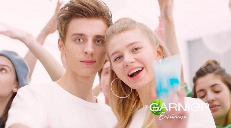 Garnier Чистая Кожа 3-в-1 музыка из рекламы