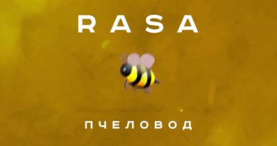 RASA - Пчеловод текст слова песни музыка
