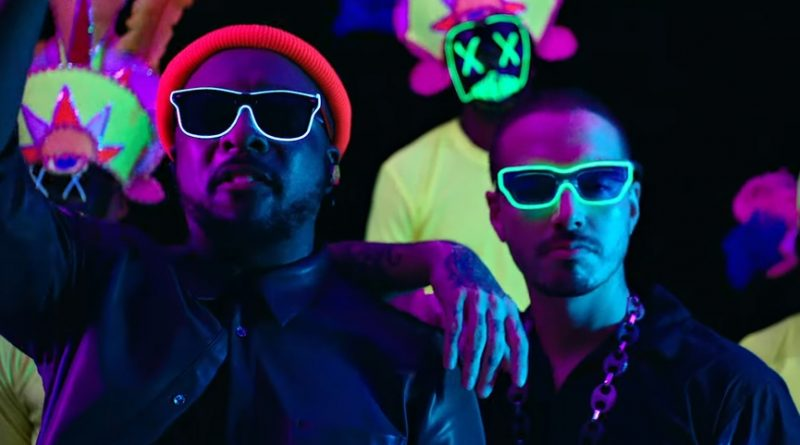 The Black Eyed Peas & J Balvin - Ritmo