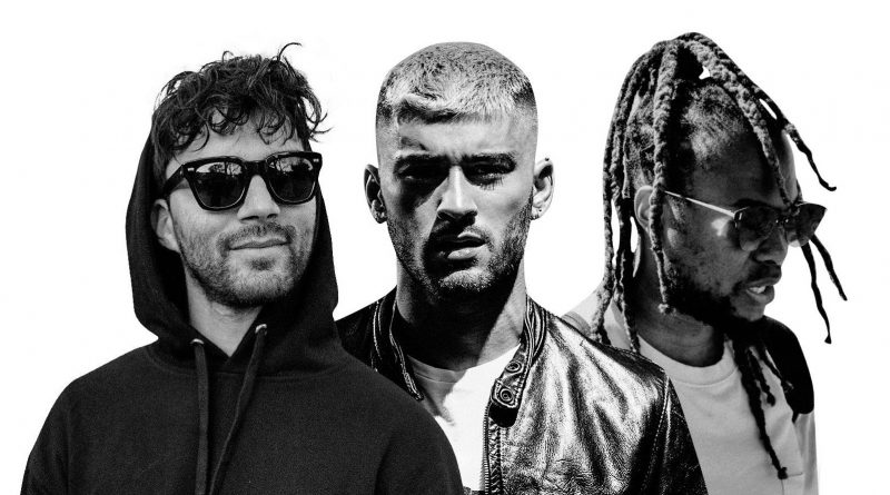 R3hab and Zayn feat. Jungleboi - Flames