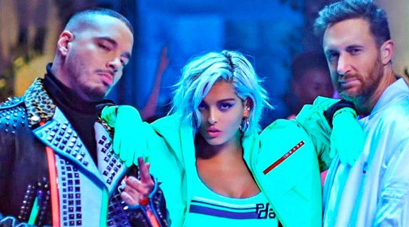 David Guetta feat. Bebe Rexha & J Balvin - Say My Name