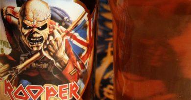 Iron Maiden - Drifter