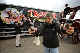 Iron Maiden - Invaders