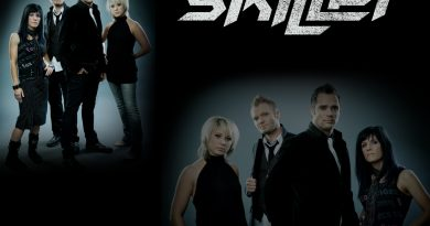 Skillet - Undefeated