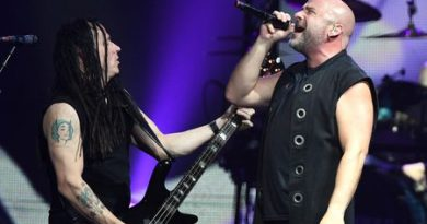 Disturbed - Pain Redefined