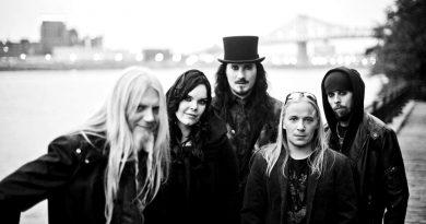 Nightwish - Last Ride Of The Day