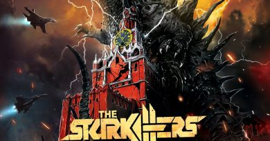 The Starkillers - Дикий восток