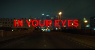 The Weeknd -In Your Eyes