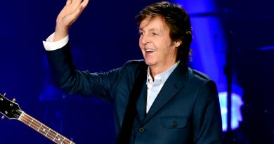 Paul McCartney Performs At PETCO Park