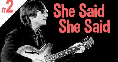 The Beatles - She Said She Said