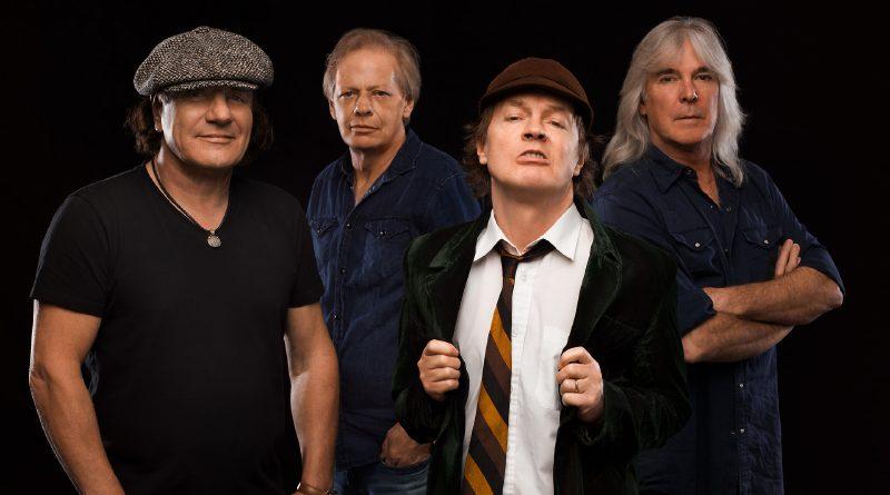 AC/DC – Thunderstruck