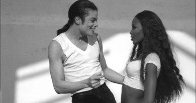 Michael Jackson – In the Closet