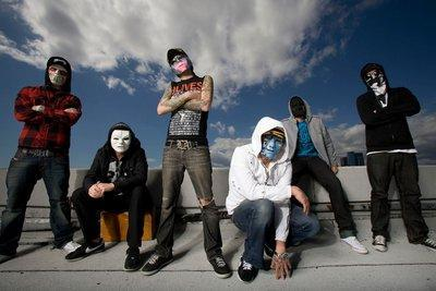 Hollywood Undead - Empire