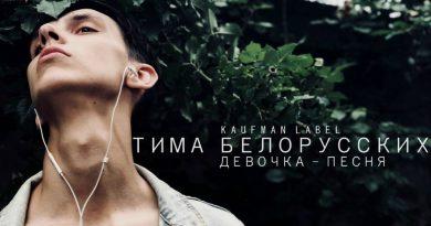 Тима Белорусских - Девочка-песня