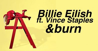 Billie Eilish, Vince Staples - &burn