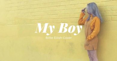 Billie Eilish - my boy