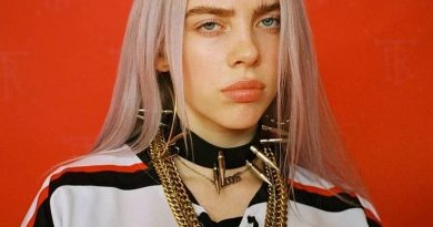 Billie Eilish - 8