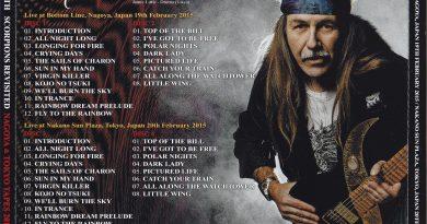 Scorpions - Crying Days