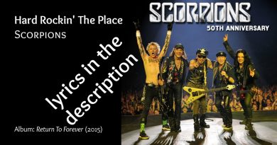 Scorpions - Hard Rockin' The Place