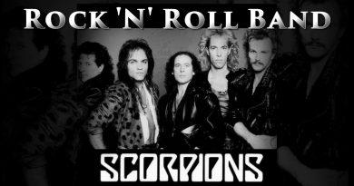 Scorpions - Rock 'n' Roll Band