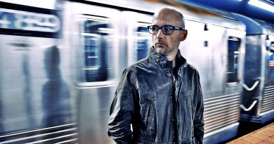 Moby - Bodyrock 2014 Remastered Version