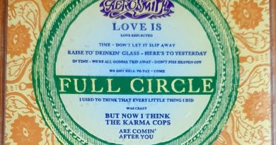 Aerosmith - Full Circle