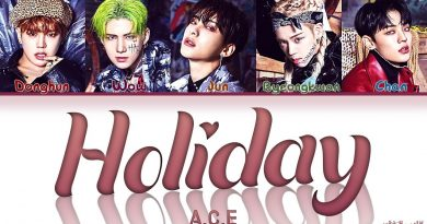 A.C.E - Holiday
