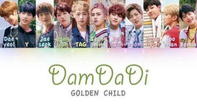 Golden Child - DamDaDi