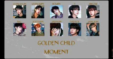 Golden Child - Moment