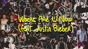 Skrillex, Diplo, Jack Ü, Justin Bieber - Where Are Ü Now