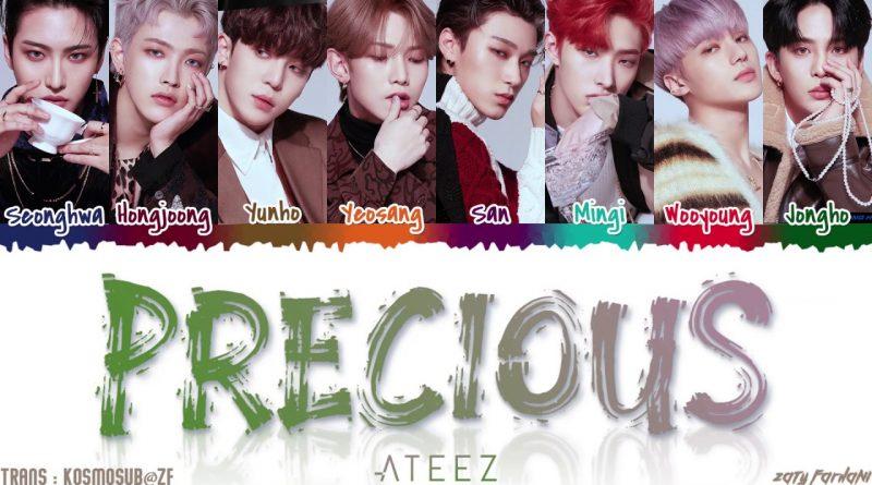 ATEEZ - Precious