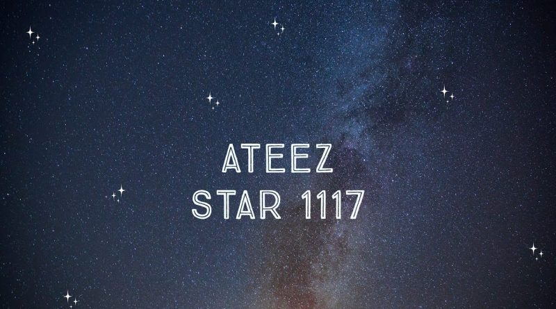 ATEEZ - Star 1117