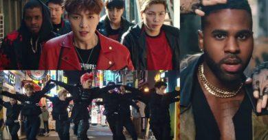 Jason Derulo, NCT 127, LAY - Let's Shut Up & Dance