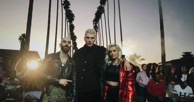 Machine Gun Kelly, Bebe Rexha, X Ambassadors - Home