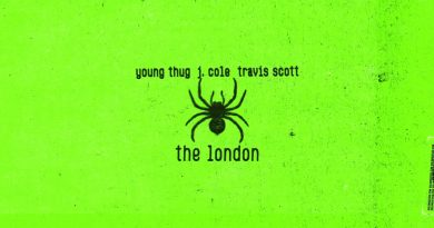 Young Thug, Travis Scott, J. Cole - The London