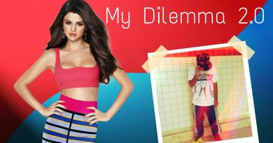 Selena Gomez, The Scene - My Dilemma 2.0