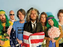 The Flaming Lips - At The Movies On Quaaludes