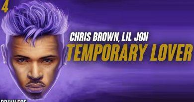 Chris Brown, Lil Jon - Temporary Lover