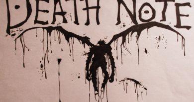 Midix, Lirin, Chuyko - Death Note
