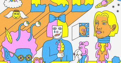 LSD feat. Sia, Diplo, Labrinth - No New Friends