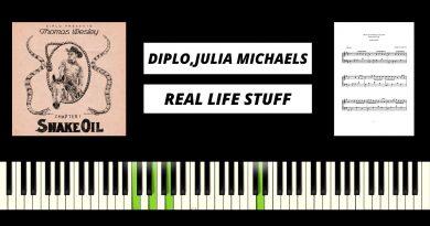Diplo, Julia Michaels, Clever - Real Life Stuff
