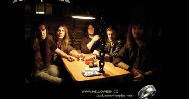 Helloween - A Game We Shouldn't Play
