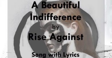 Rise Against - A Beautiful Indifference