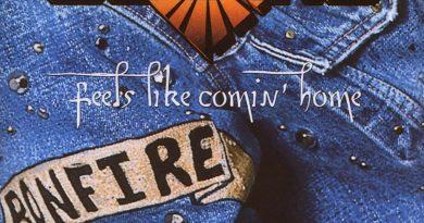 Bonfire - Feels Like Comin` Home