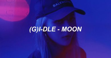 (G)I-DLE - 'MOON'