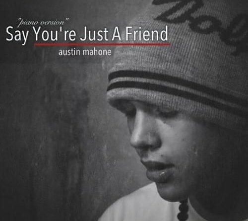 Austin Mahone, Flo Rida - Say You're Just A Friend