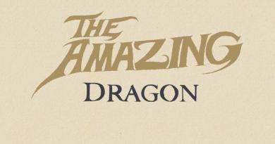 The Amazing — Dragon