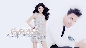 Prince Royce, Selena Gomez - Already Missing You