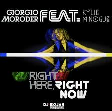 Giorgio Moroder, Kylie Minogue - Right Here, Right Now