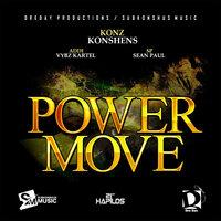 Konshens, Vybz Kartel, Sean Paul - Power Move
